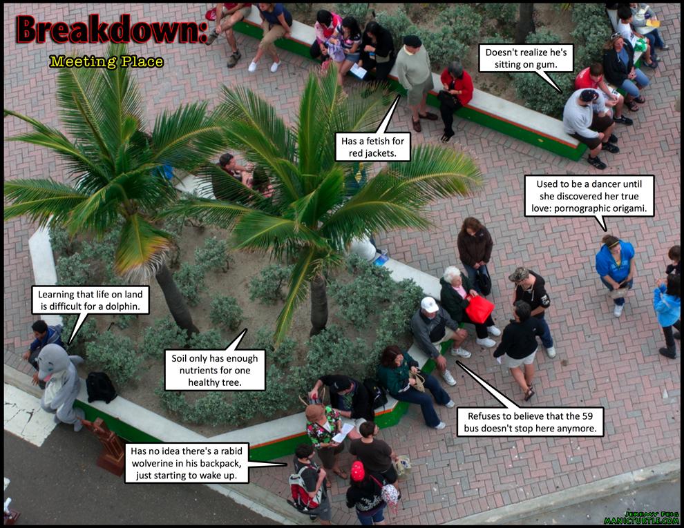 Breakdown: Meeting Place