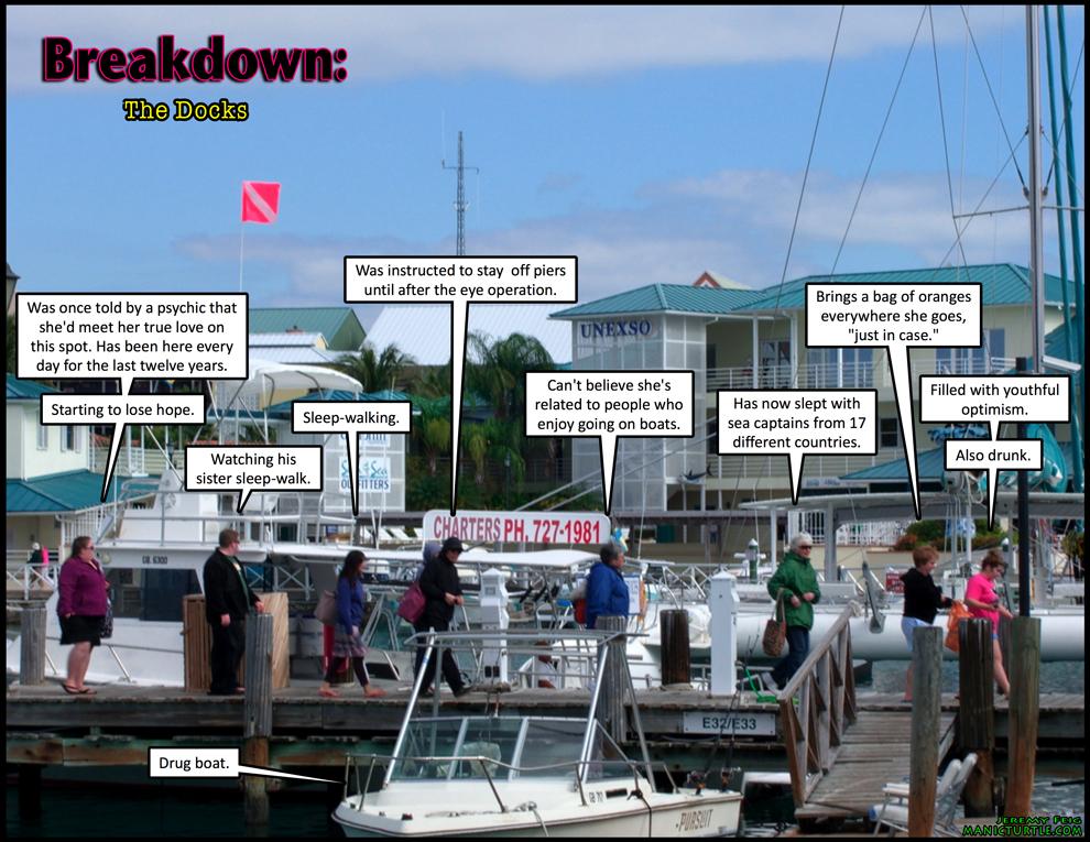 Breakdown: The Docks