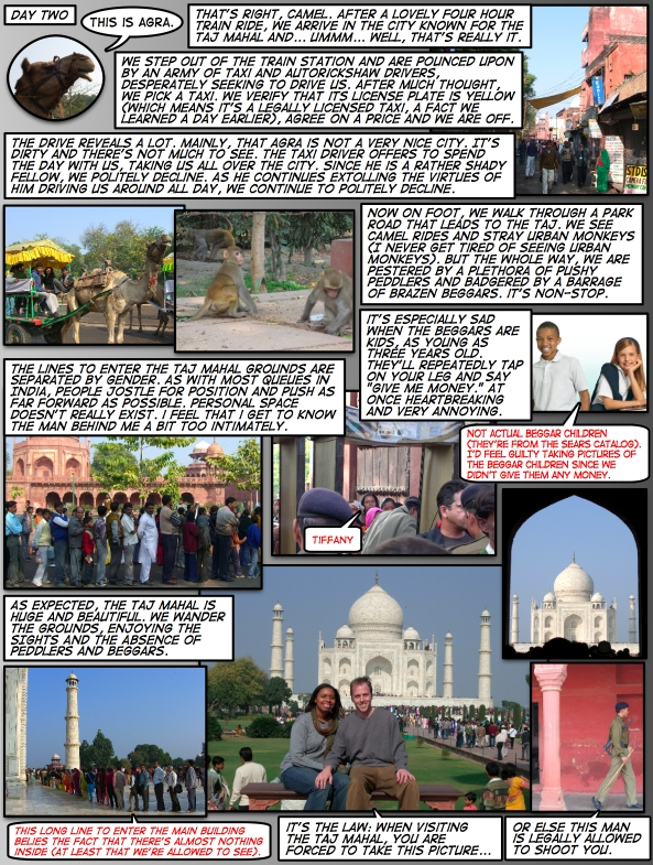Three Days in North India (p.2)