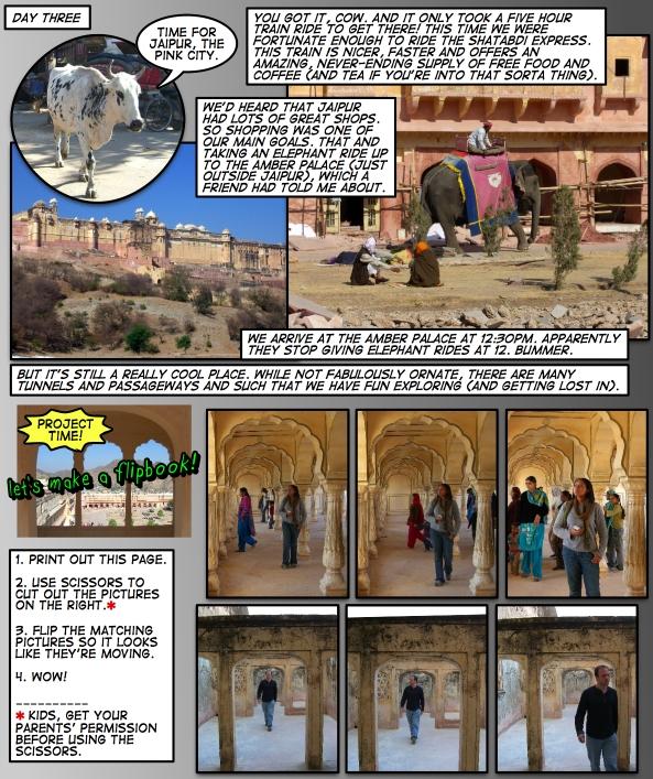 Three Days in North India (p.3)