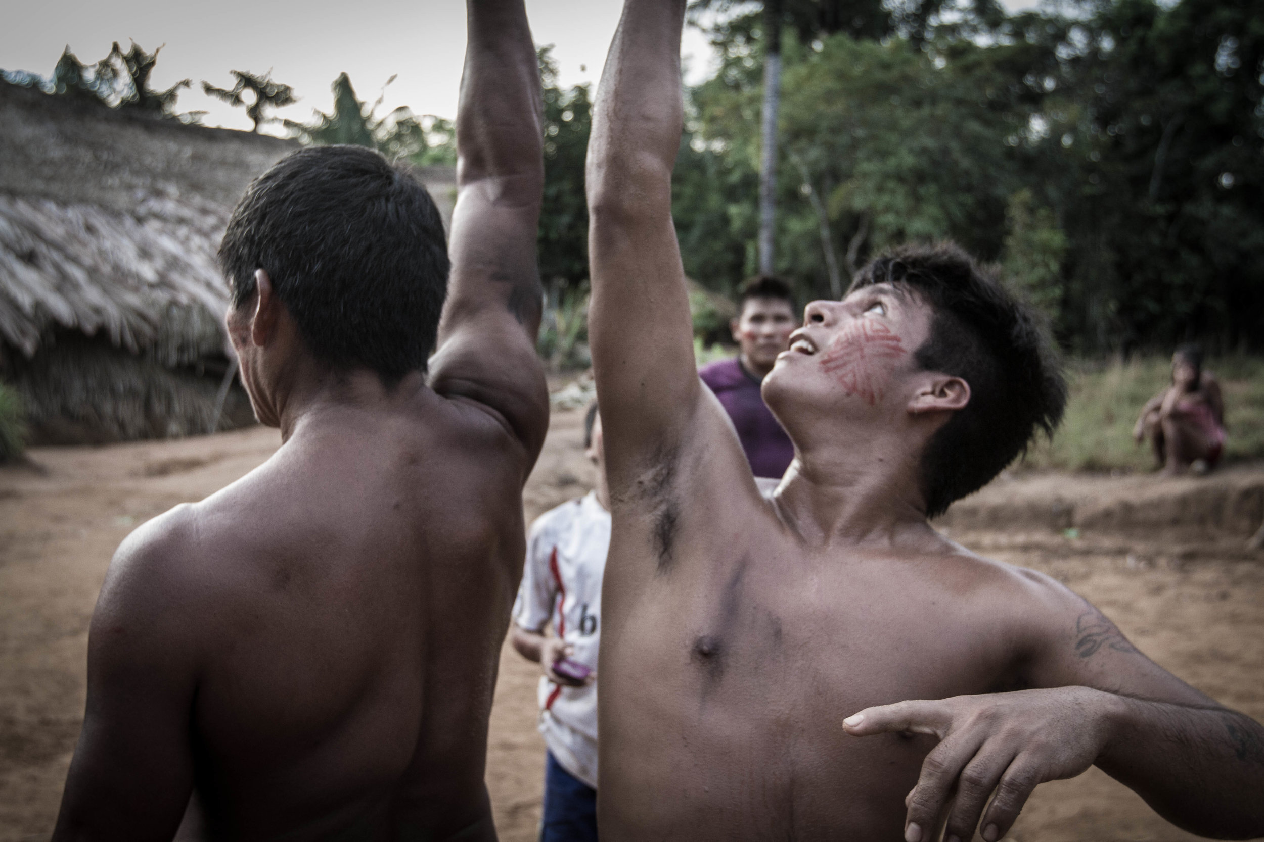 pedro bayeux tribe play - when it is a draw they do play odd or even.jpg