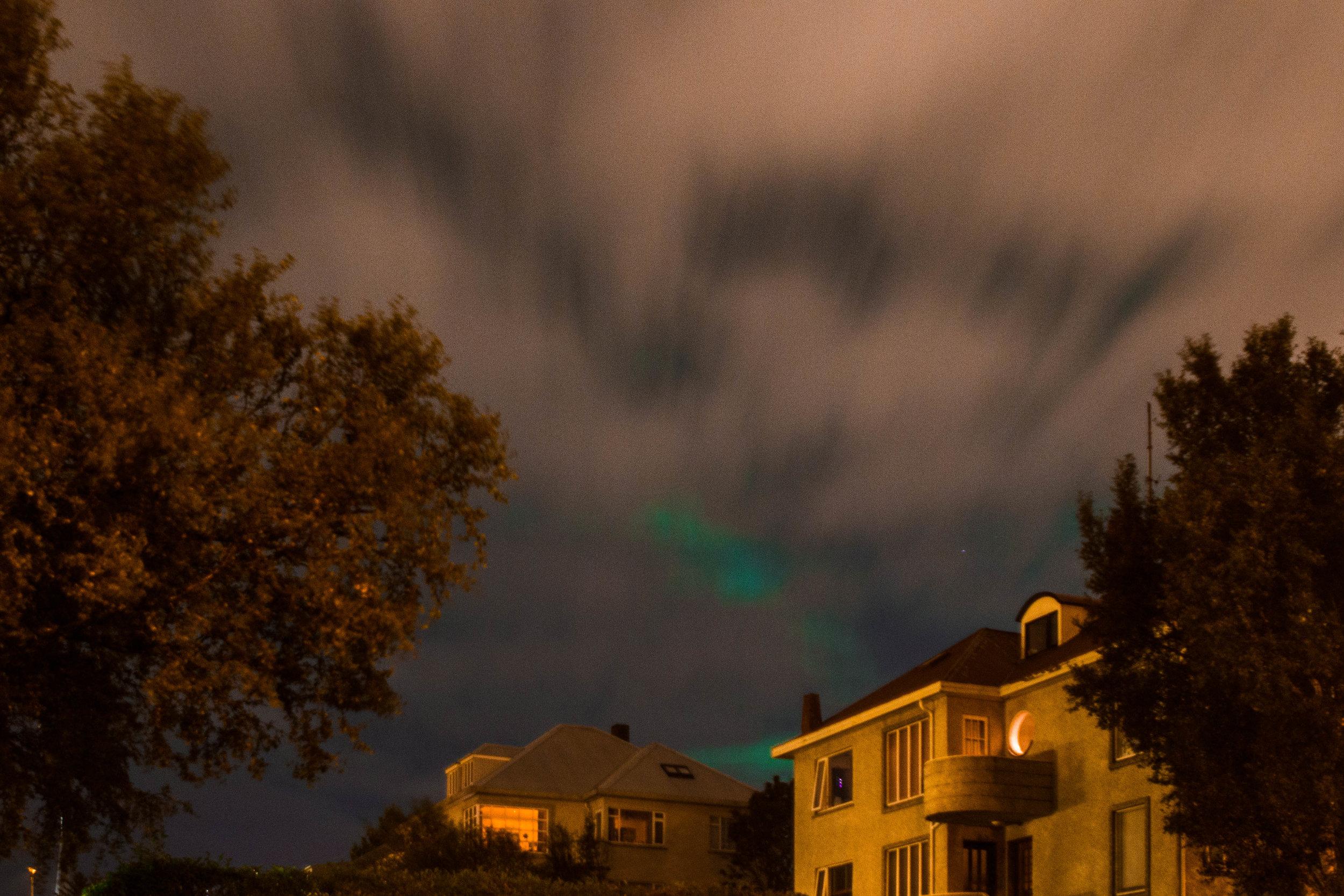 Reykjavik - Northern Lights