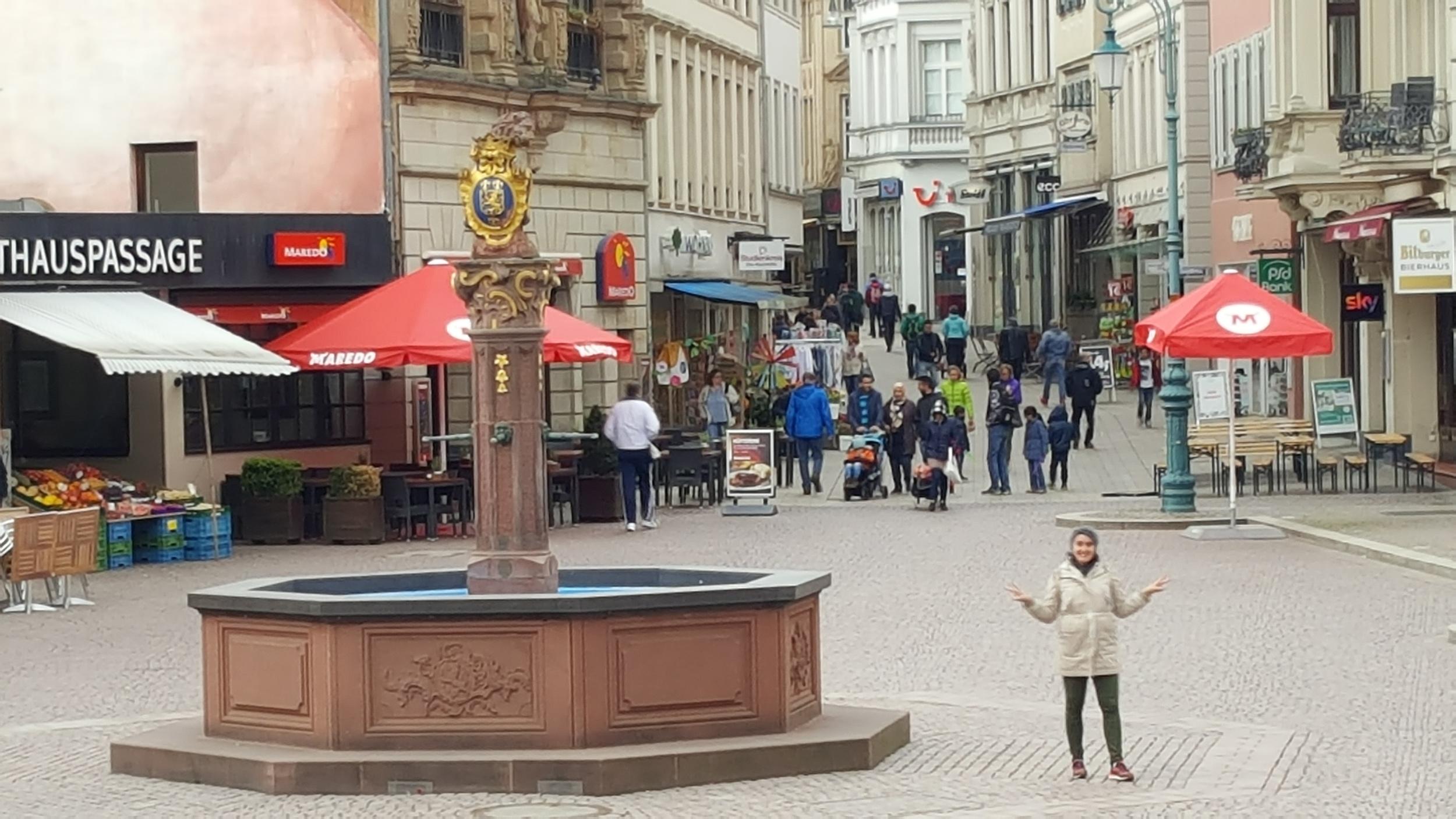 Wiesbaden, April Big Things, Expat Living