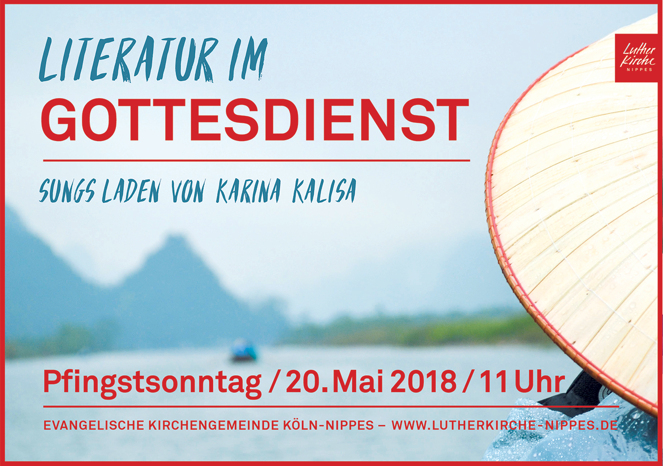 Lutherkirche Nippes Y O U H O U