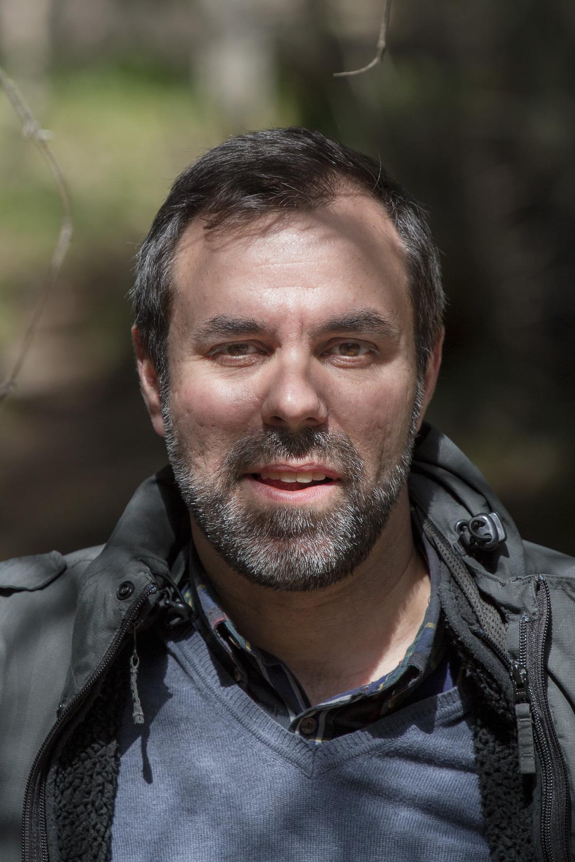Fernando Sánchez Castillo Photo: Luciano Perna