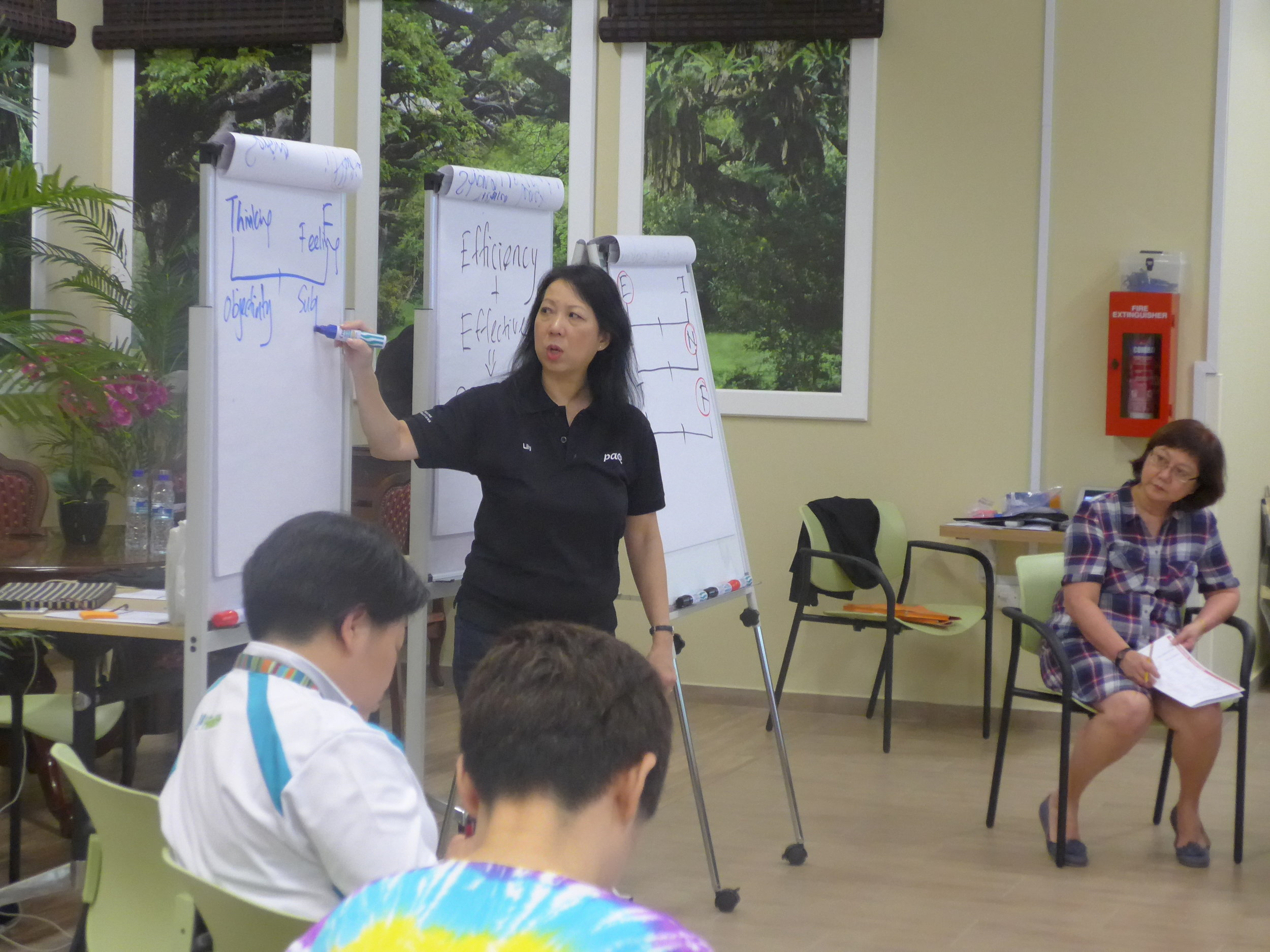 NTUC Health, Team Building for Care Services