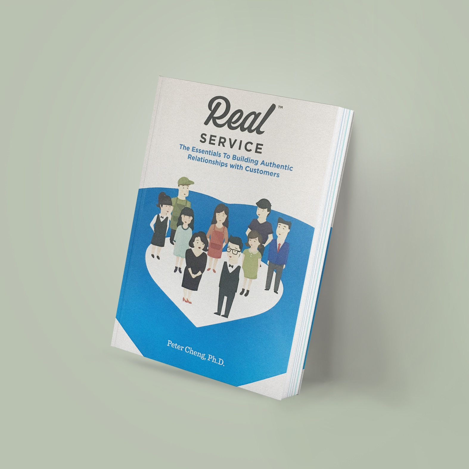 Real Service: The Essentials to Building Authentic Relationships with Customers    Excellent customer service is no longer an option, but a necessity in this competitive business environment. Real Service provides great insights in building authentic relationships with customers, delving into the hard technical skills as well as soft people skills.   SALE