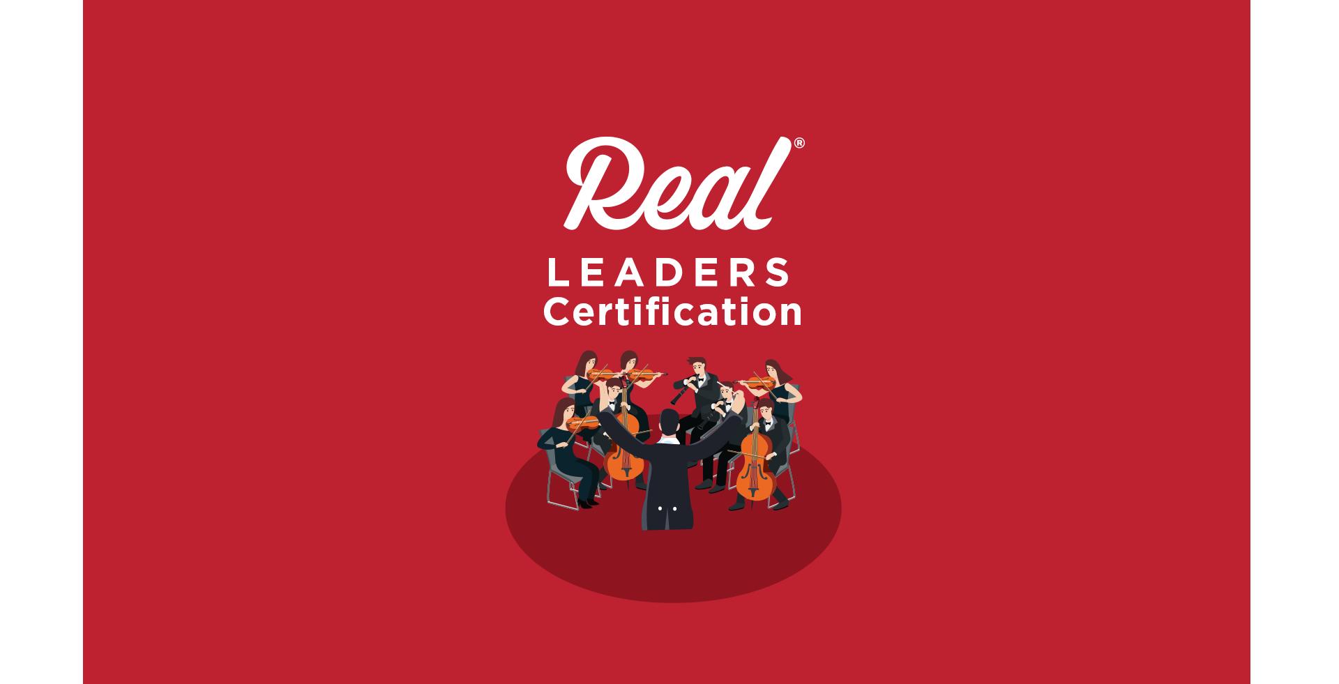 Real Leaders™ Certification