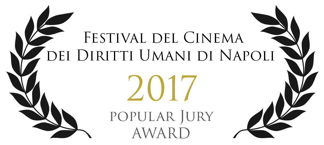 POPULAR JURY AWARD laurel - Festival del Cinema dei Diritti Umani di Napoli.jpg