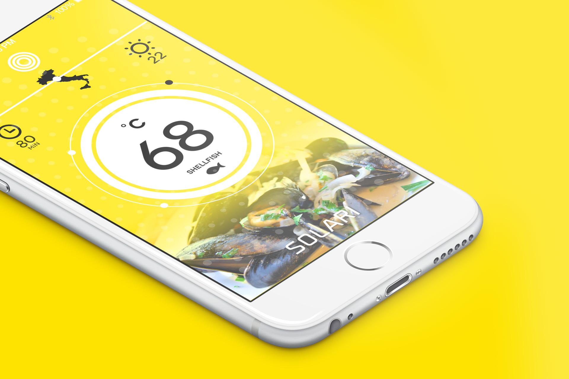 Solari - Press - Application Beta iOS