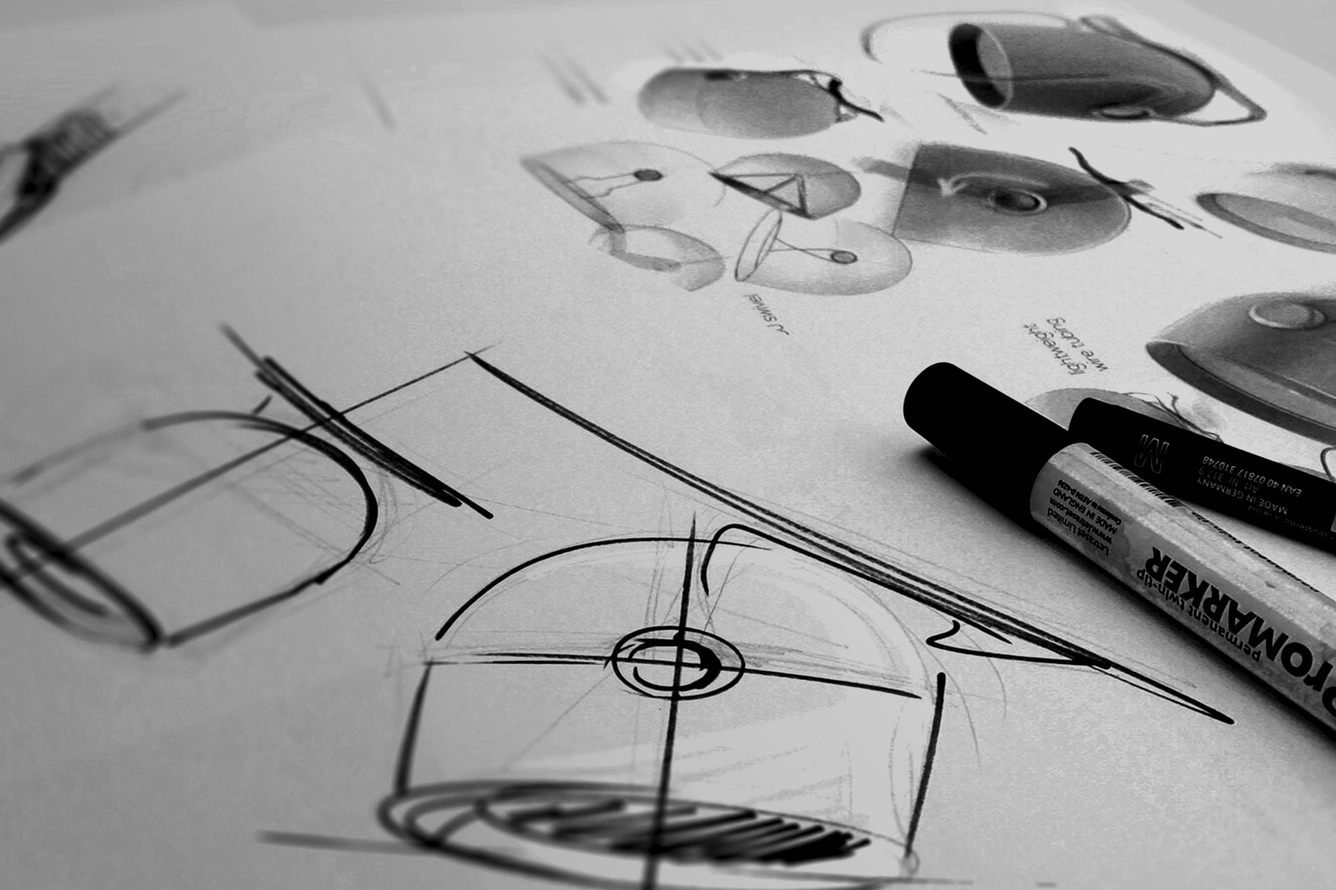 Solari - Press - Interface Sketches