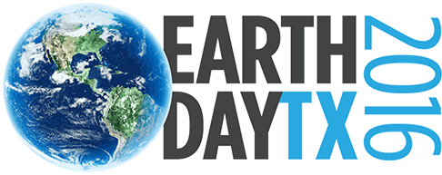 Earth Day Texas 2016 Logo