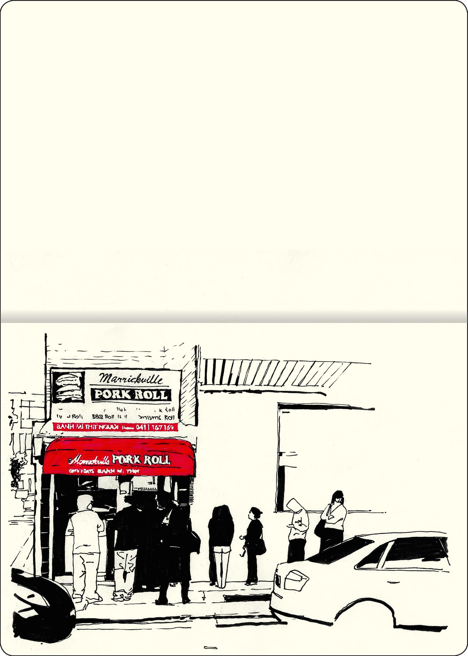 Streetscene / Marrickville