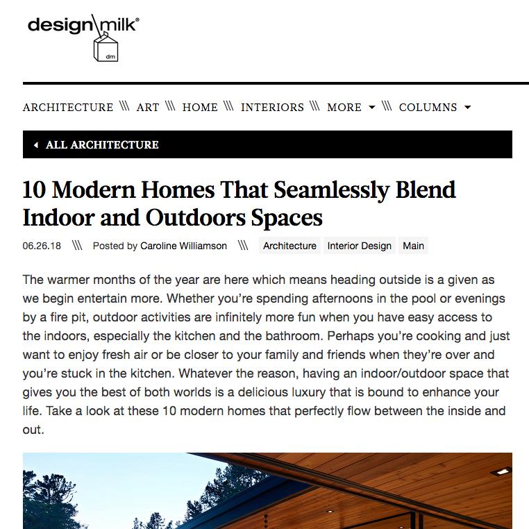 Enmore House / Design Milk
