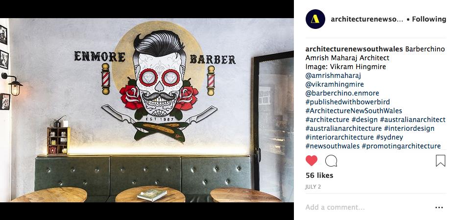 Barberchino / ArchitectureNewSouthWales