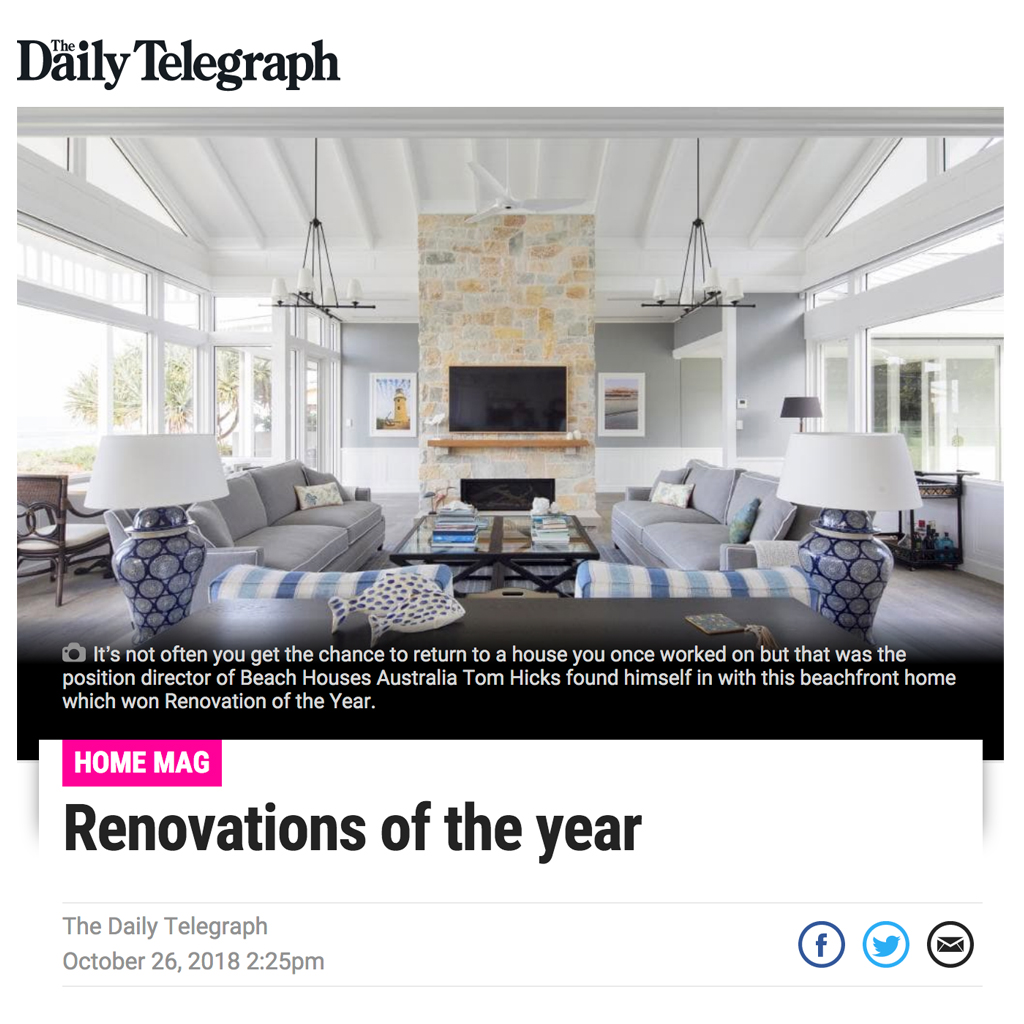 Enmore House / Daily Telegraph