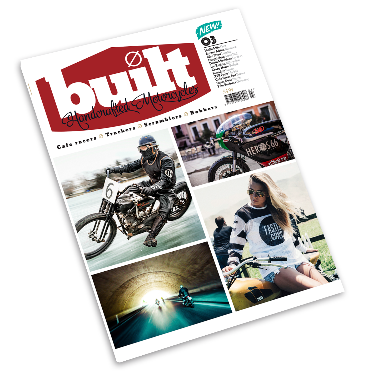 Built issue 3 is available for pre-order