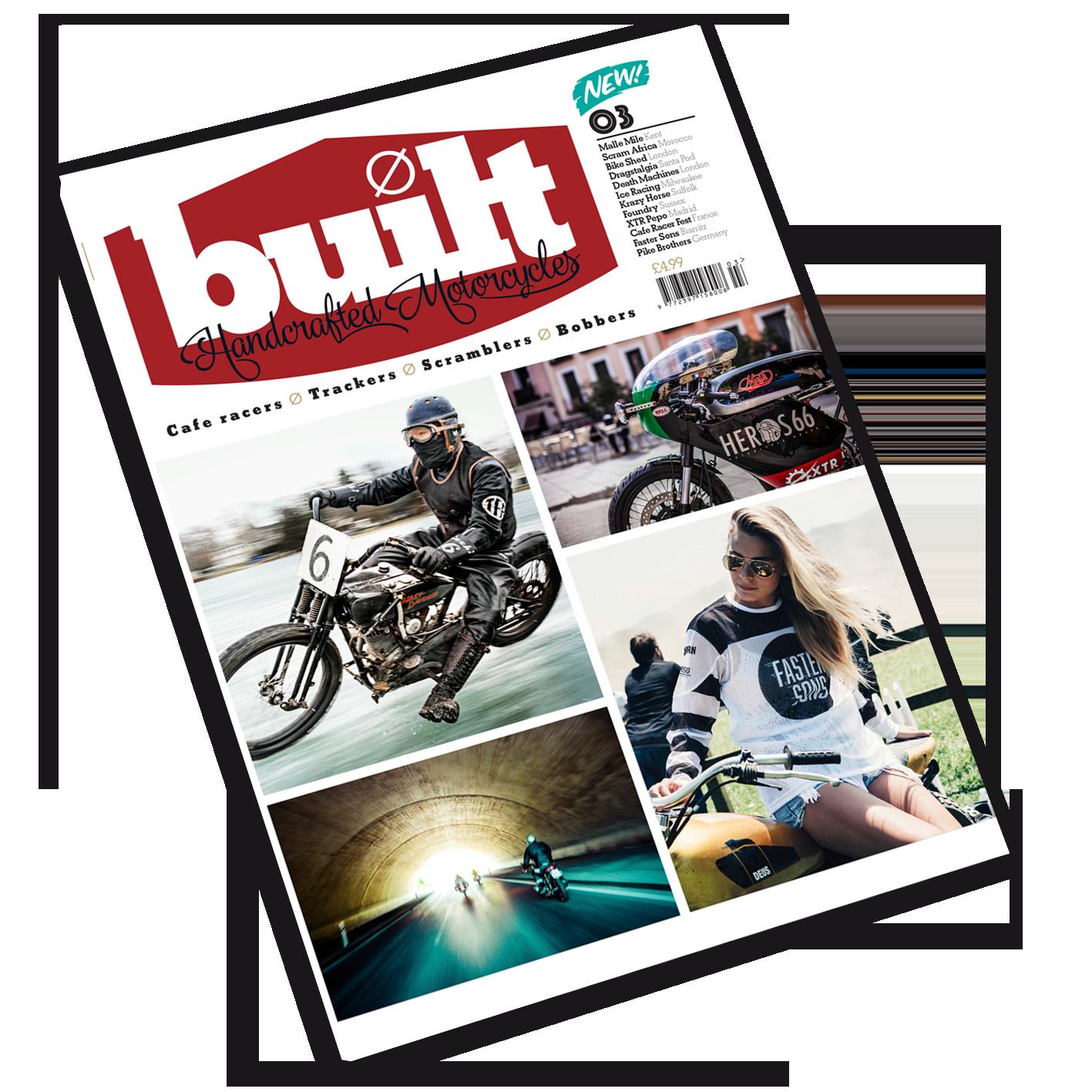 Built magazine issue 3