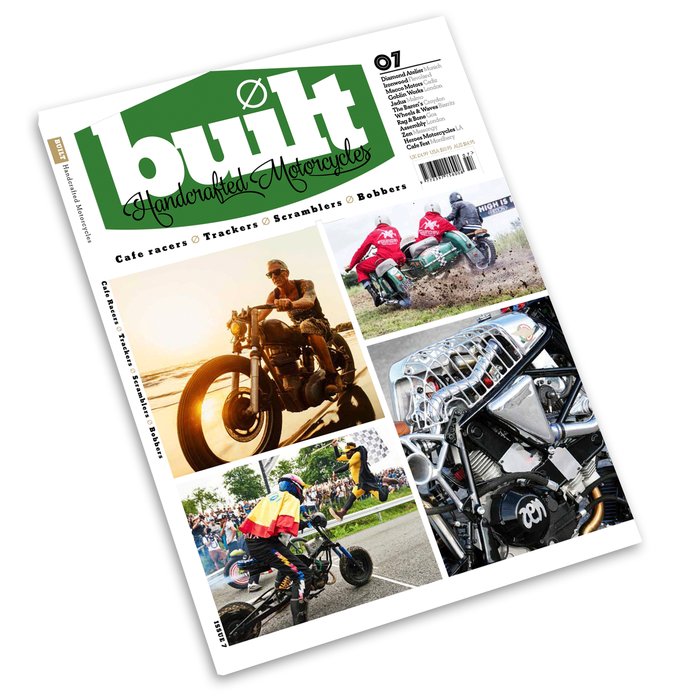 Built issue 7 - Pre-order now!