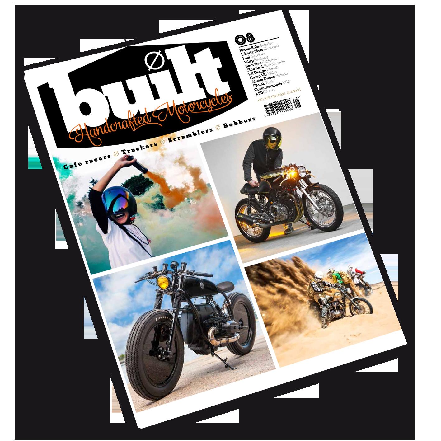 Built magazine issue 8