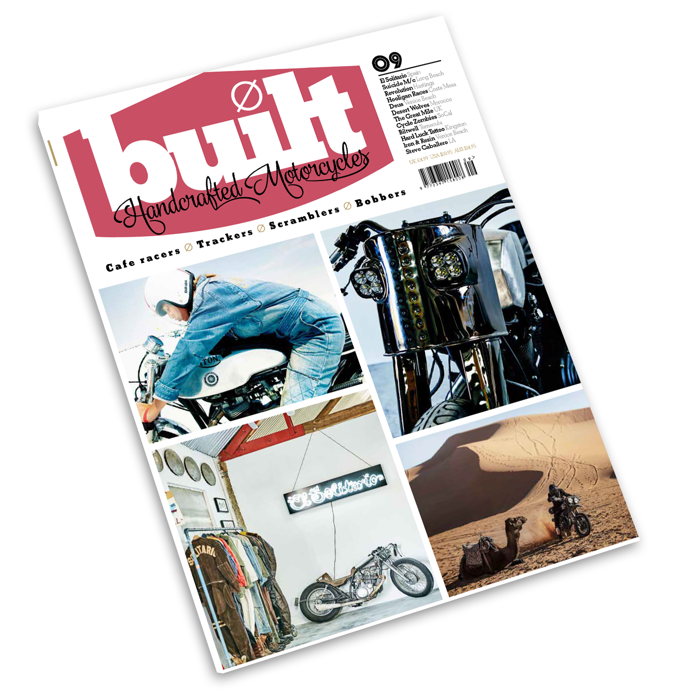 Built magazine issue 9
