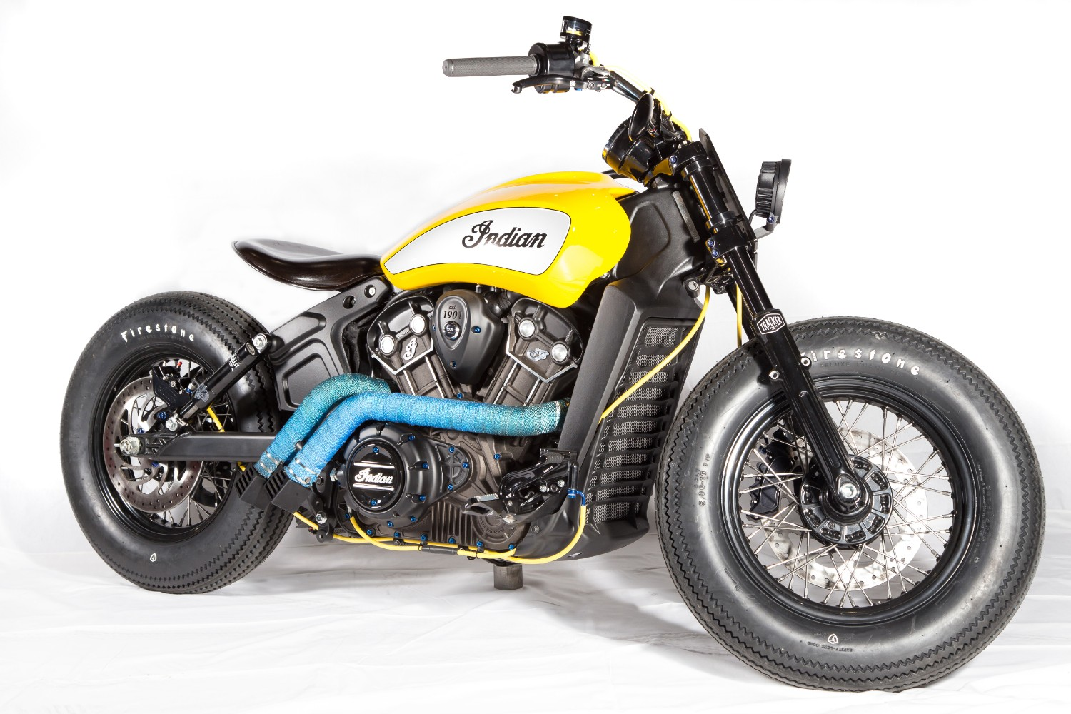 Indian Scout, Morespeed Racing