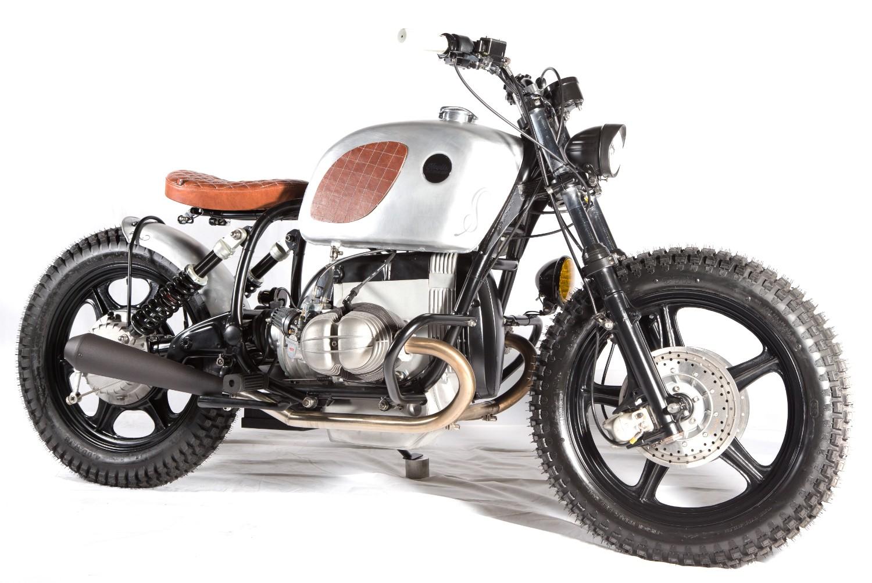 BMW R80, Kevil's Speedshop