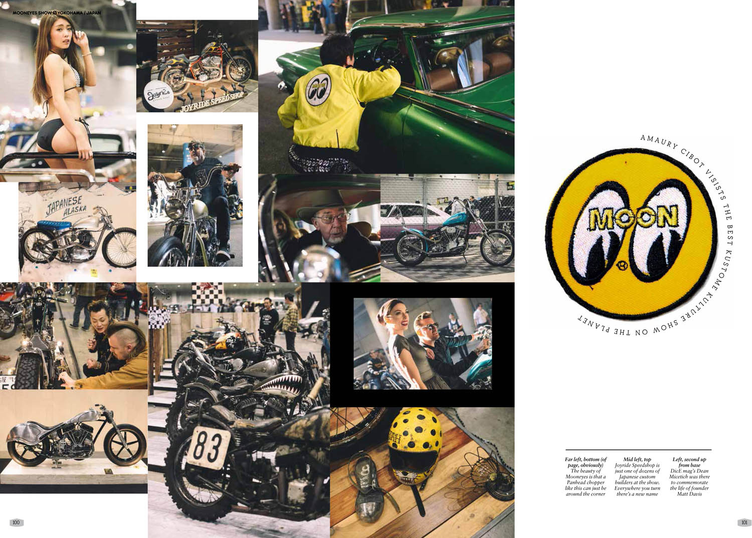 Mooneyes  - the best custom motorcycle show on the planet?