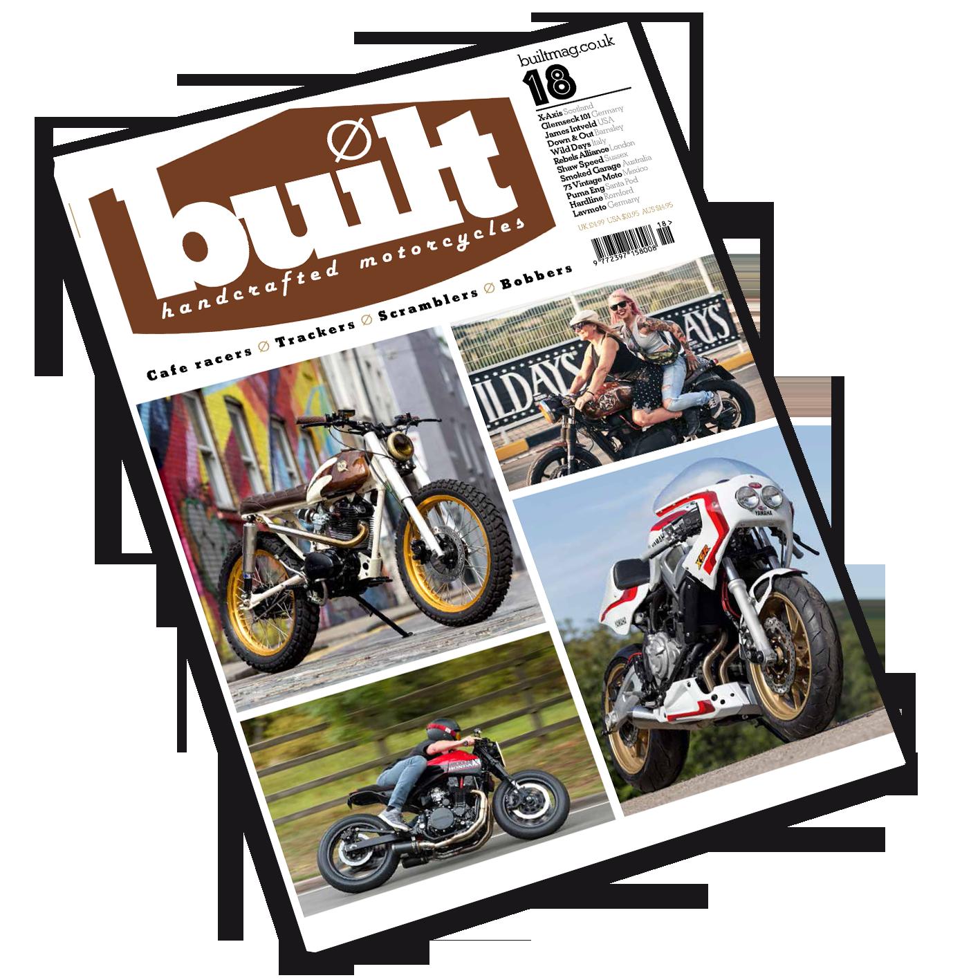 Built magazine issue 18