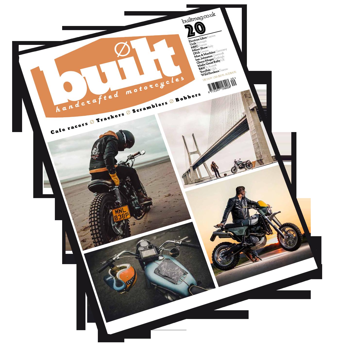 Built magazine issue 20