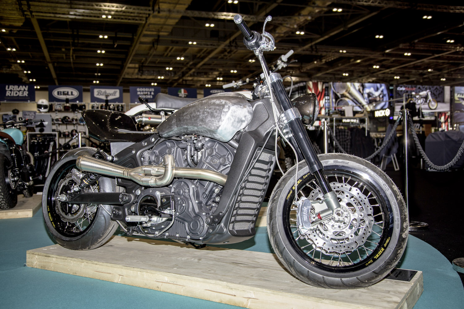 Krazy Horse London - Indian Scout 60