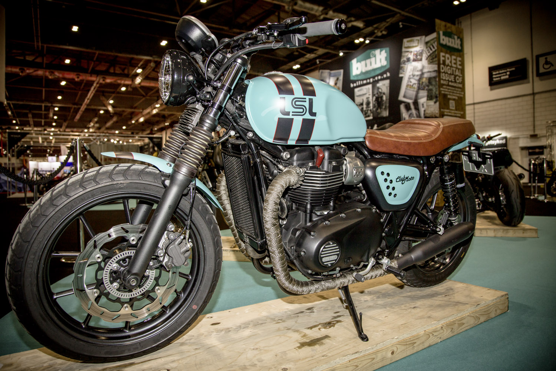 Performance Parts - Triumph street twin LSL club moto