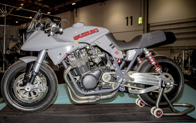 Racefit UK - Suzuki Katana