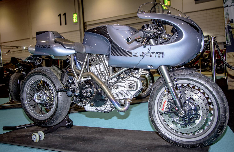 Redmax Speedshop - Ducati MH900 superlite