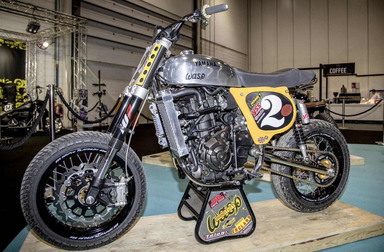 Wasp Motorcycles - Yamaha XSR700 Super Scrambler