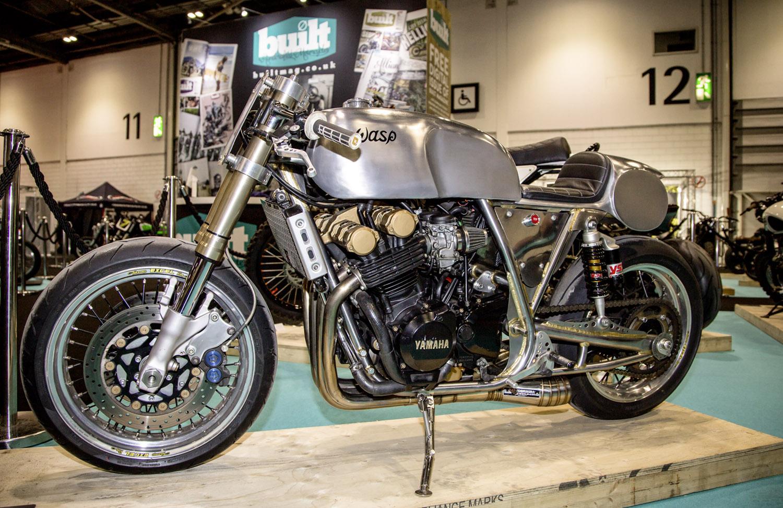 Wasp Motorcycles - FZR600 CR
