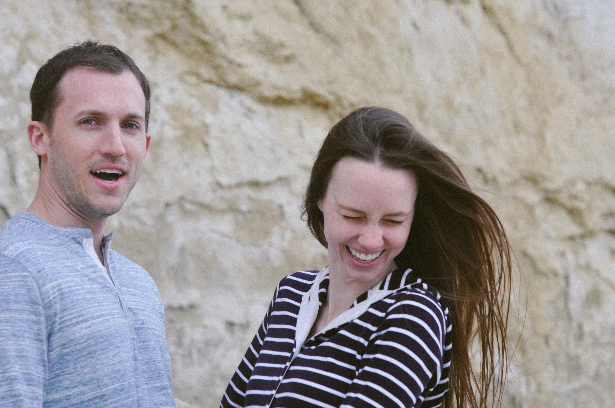 chesapeake-beach-engagement-session head slam.jpg