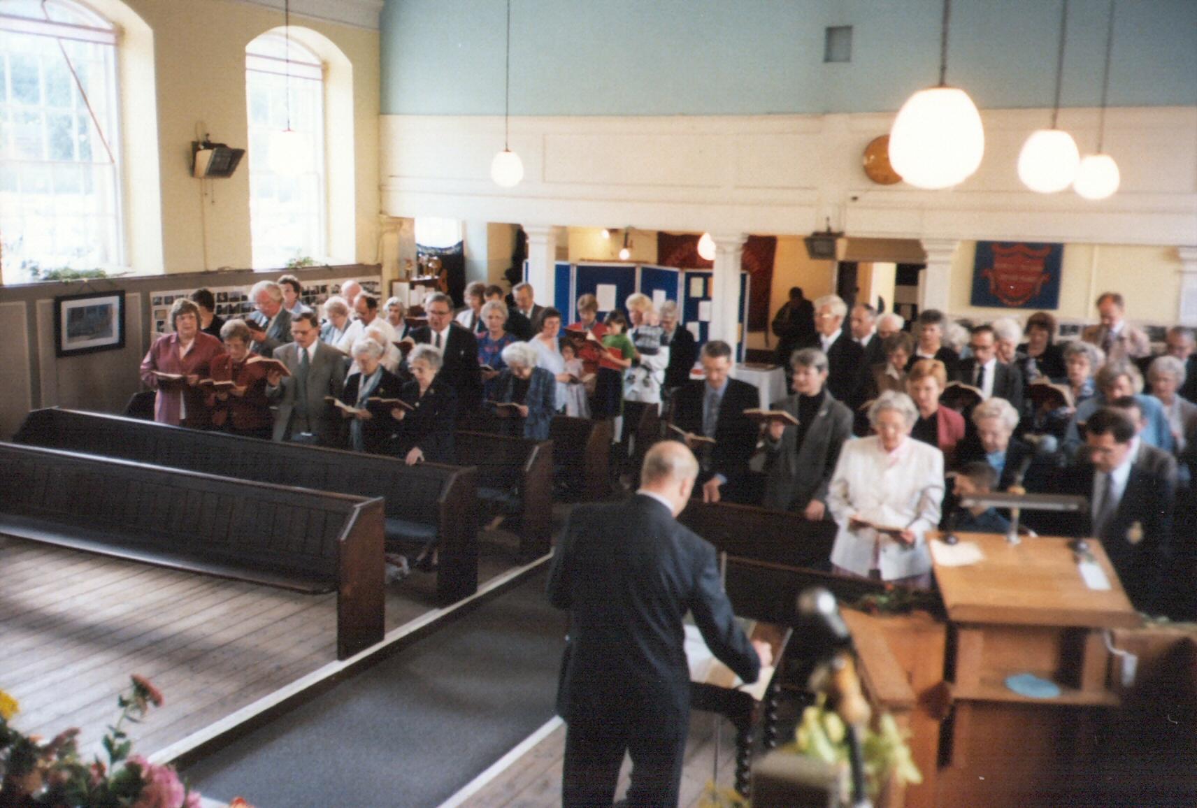 A congregation