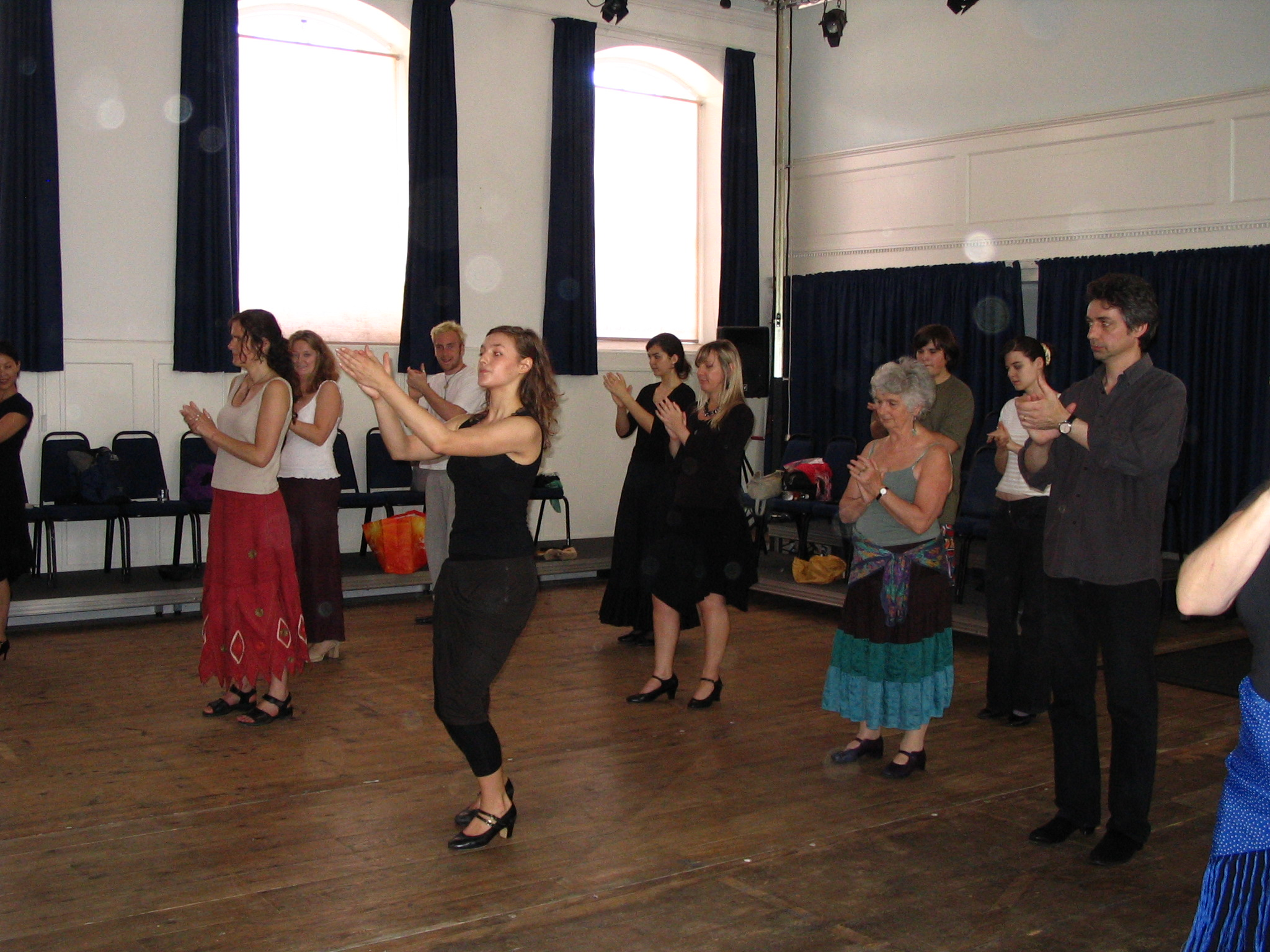 Flamenco Weekend - 2007