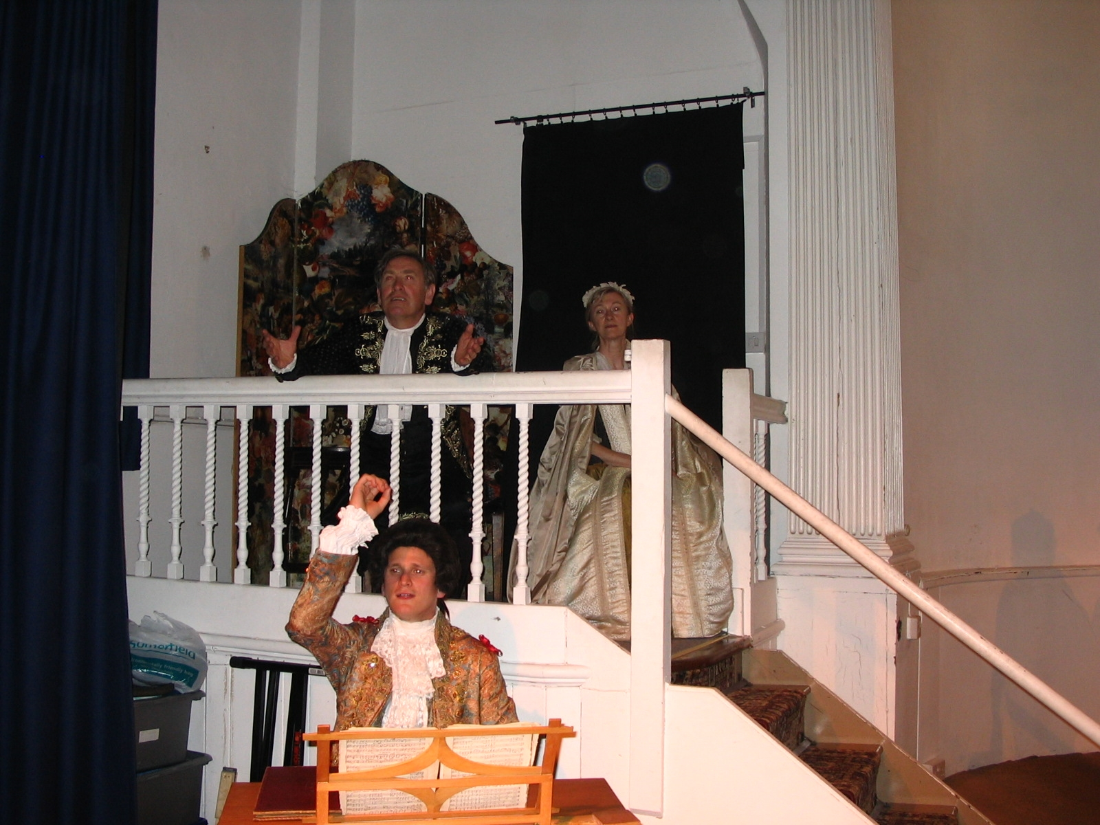 Next Stage Theatre Company - Amadeus - 2006