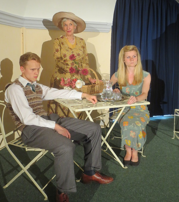 Next Stage Theatre Company - 'Hay Fever' 2013