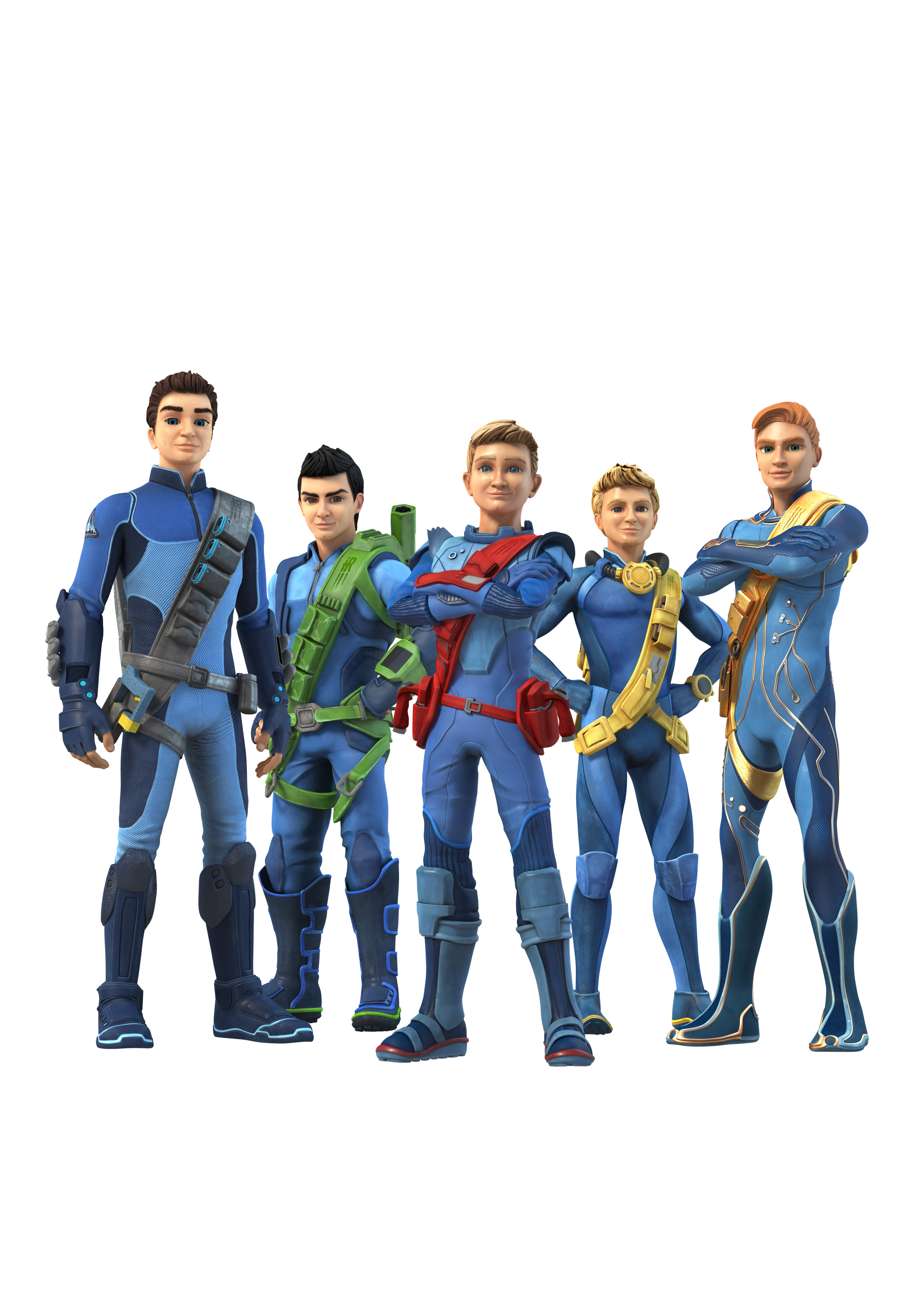Thunderbirds are Go! 10.30am
