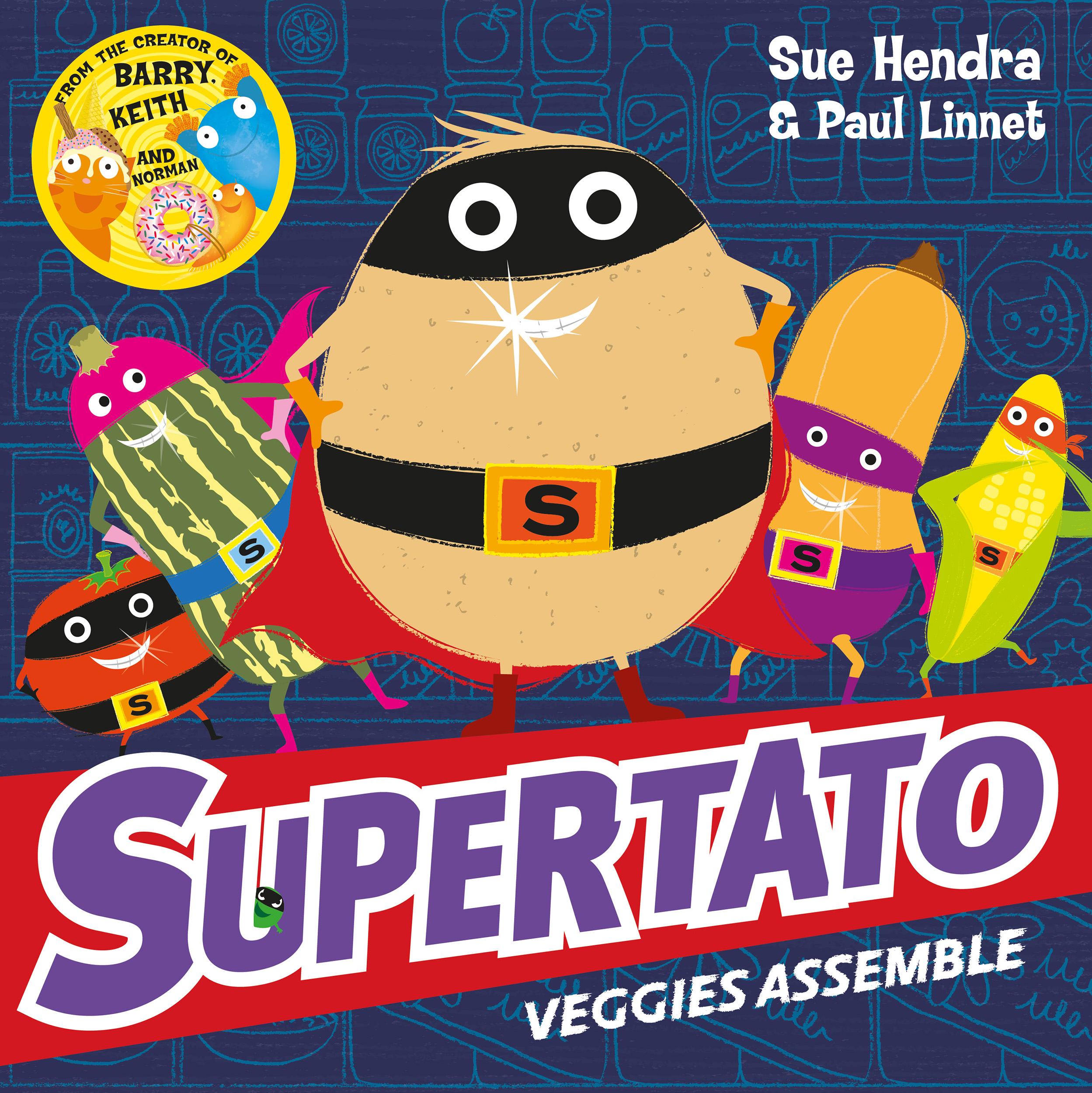 Supertato Veggies 1.30pm