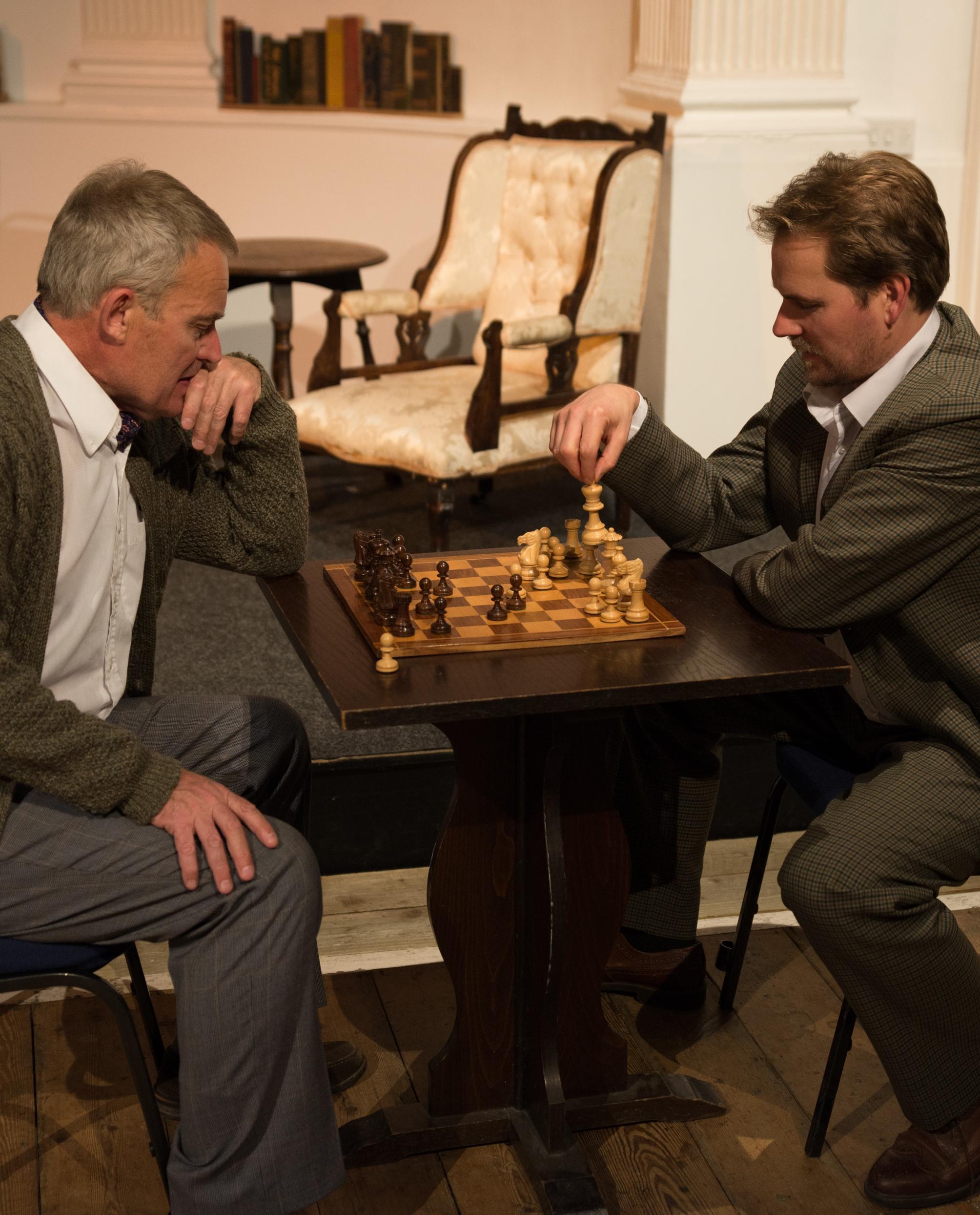 Sebastian Crutwell & Mark Walters