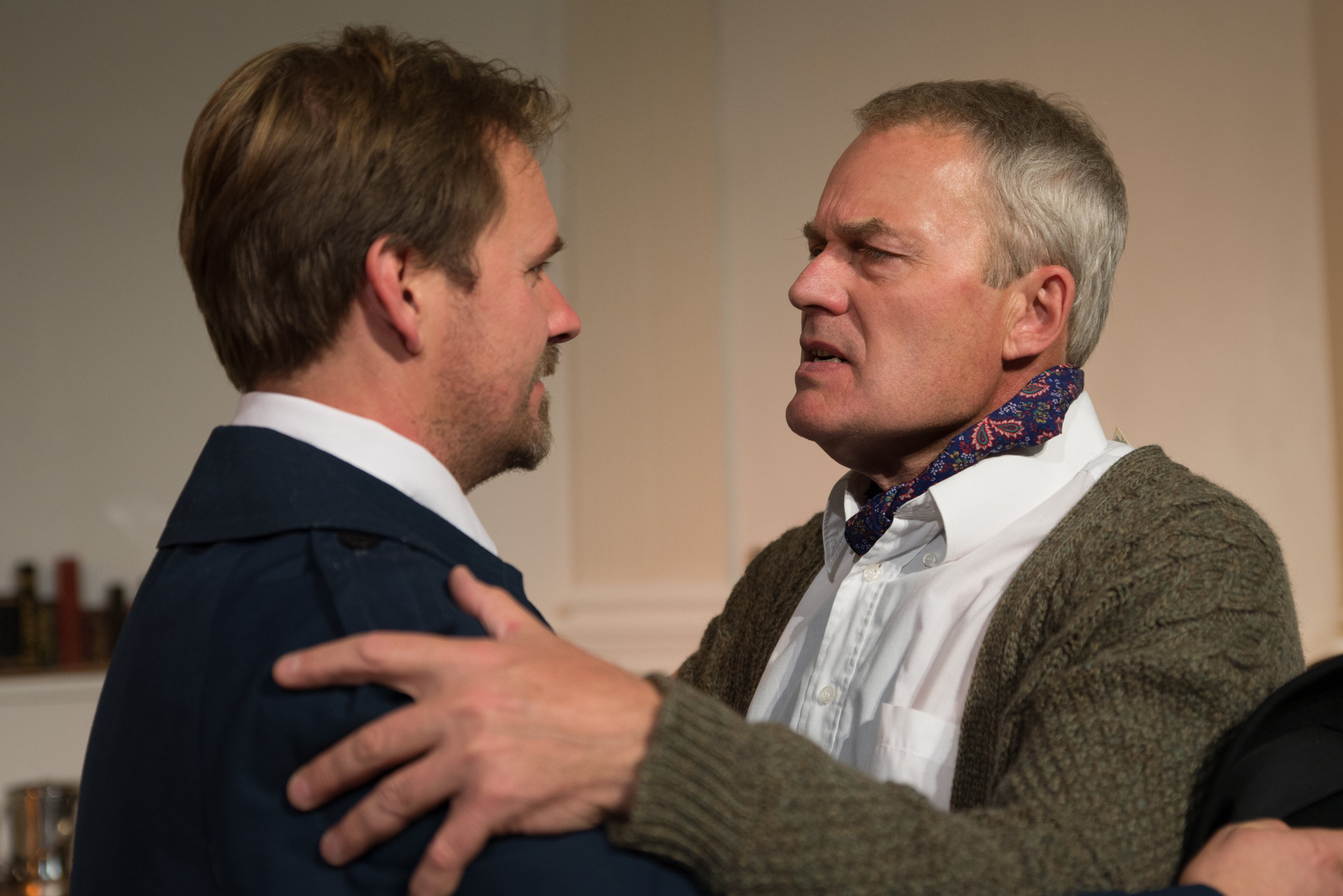 Mark Walters & Sebastian Crutwell