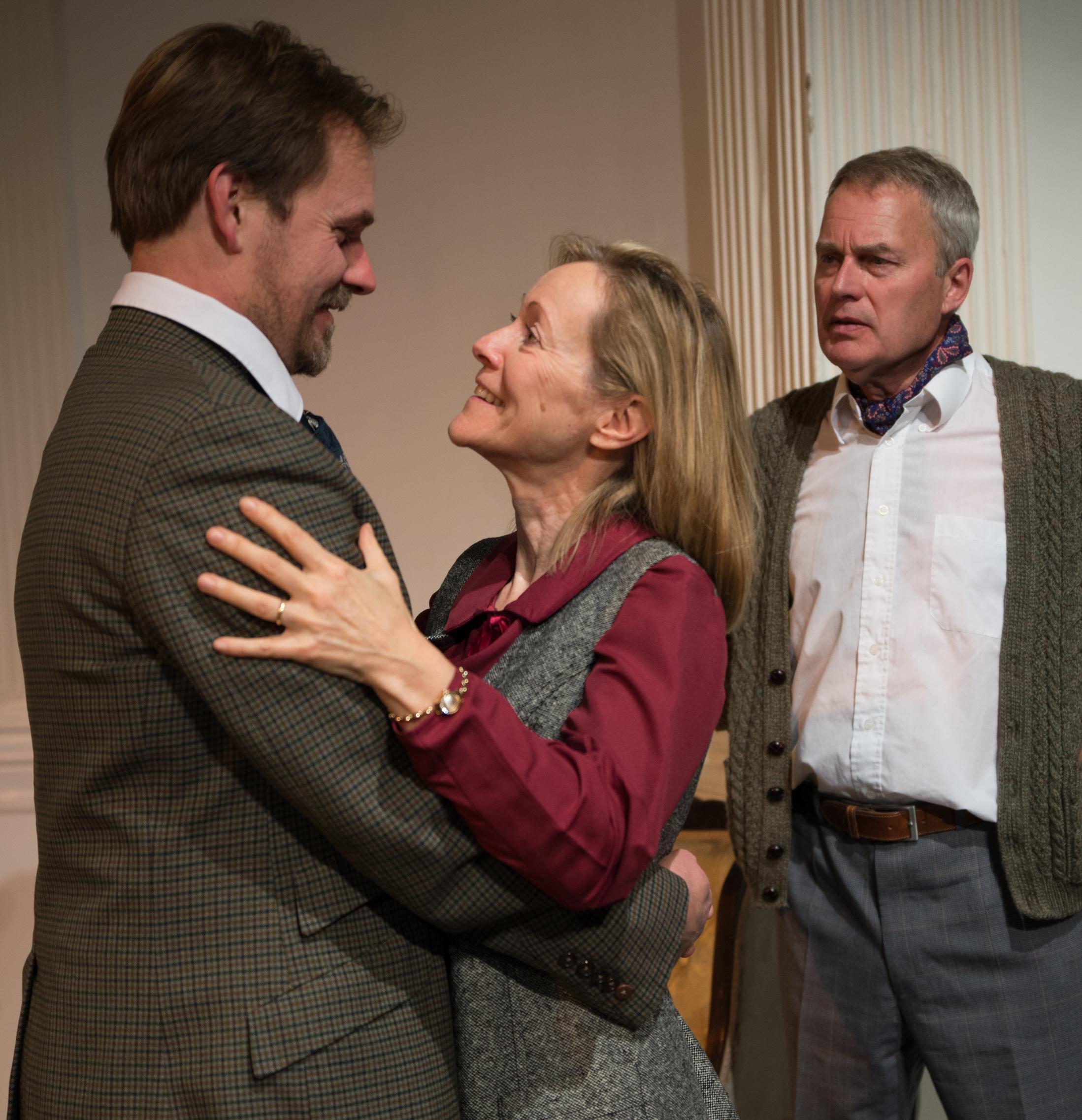 Mark Walters, Lydia Crutwell & Sebastian Crutwell