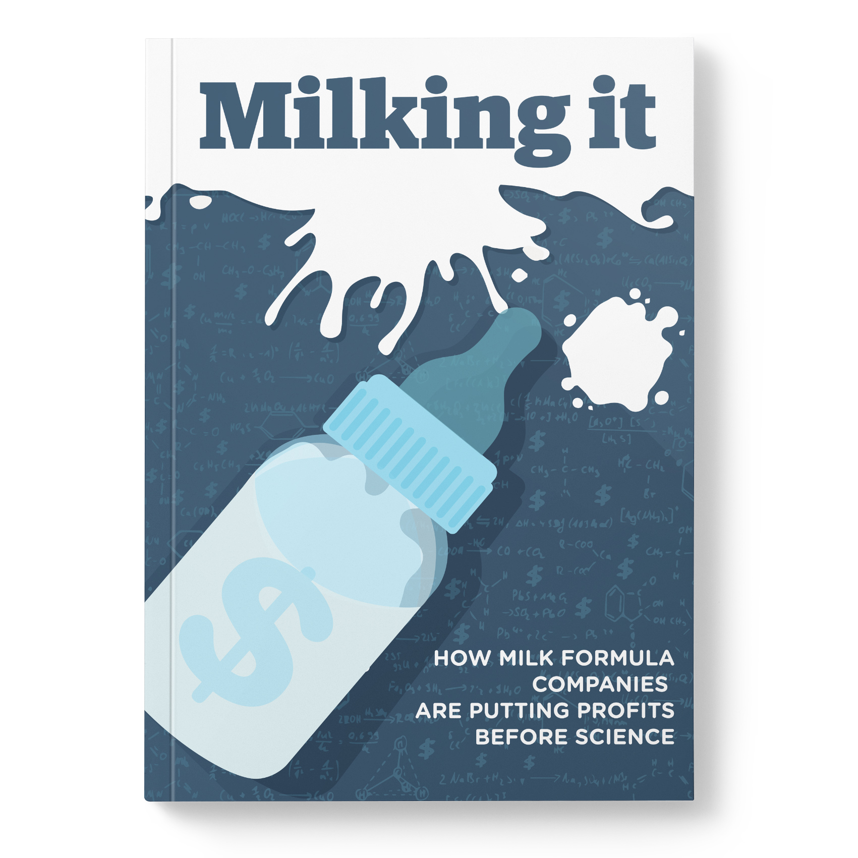 Milking It – How Milk Formula Companies are Putting Profits Before Science