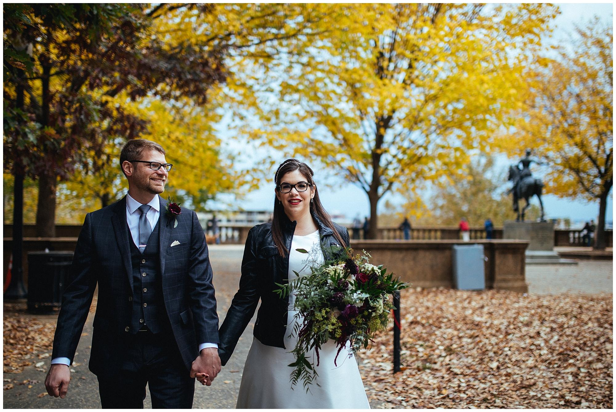 autumn wedding dc