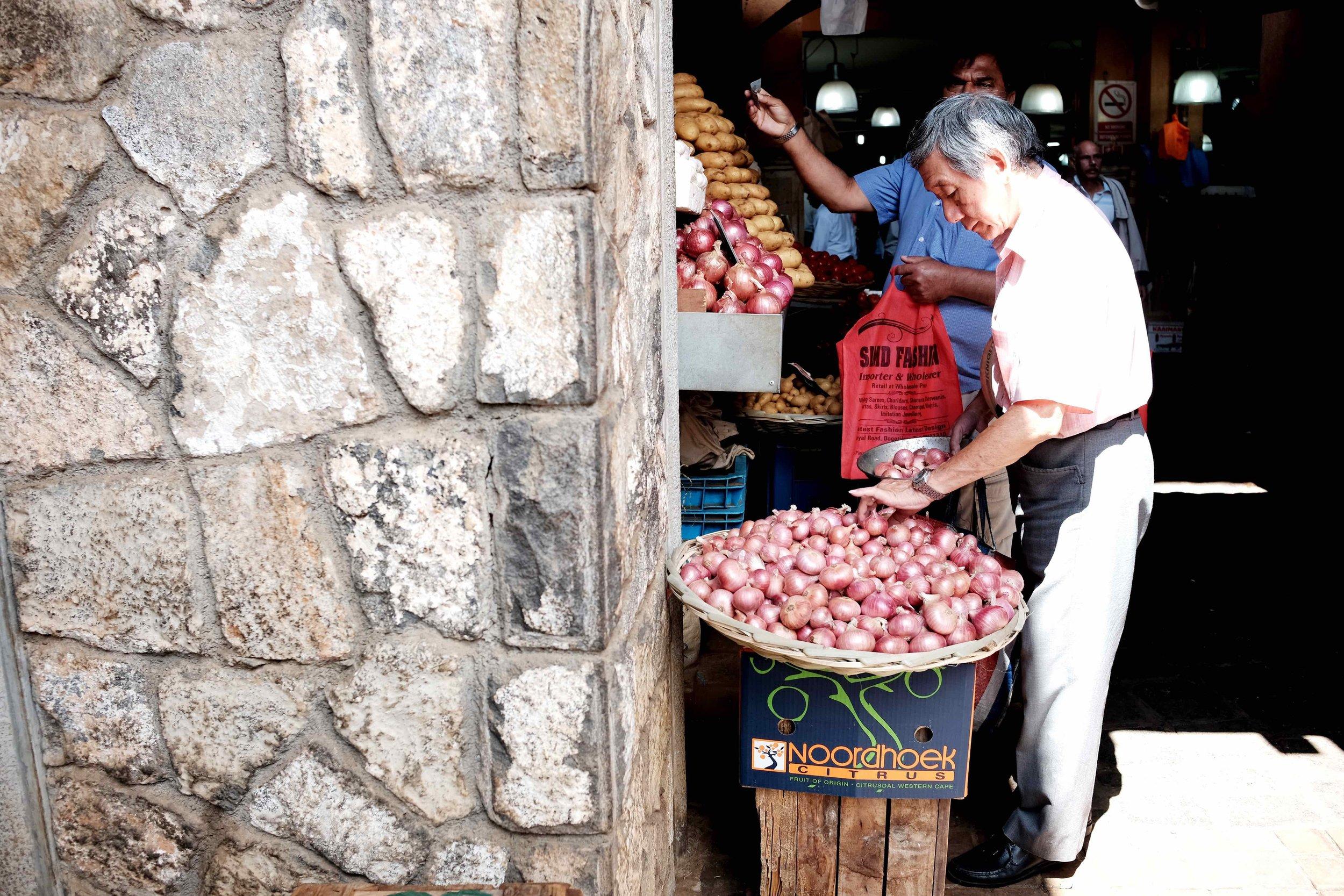 Port Louis, Market
