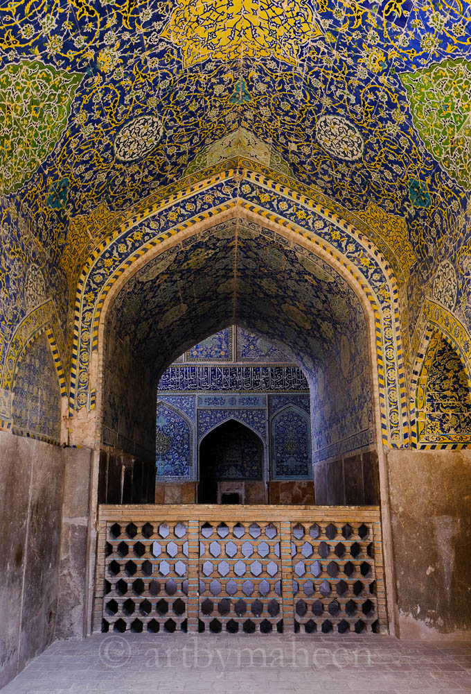 The Wonders of Esfahan